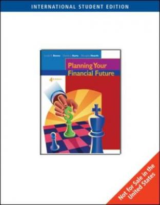 Planning Your Financial Futu, 4/E Ise