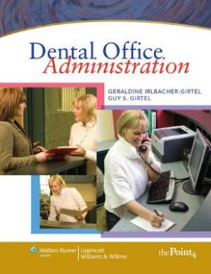 Dental Office Administration With Dvd (Pb 2010)