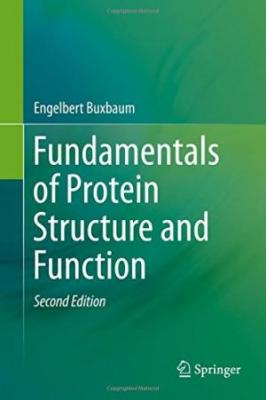 Fundamentals Of Protein Structure And Function 2Ed (Hb 2015)