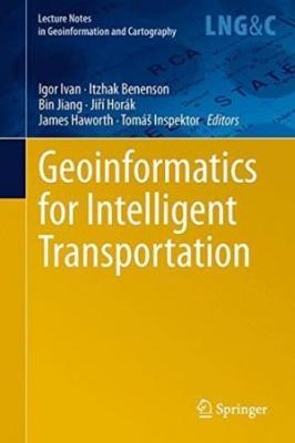 Geoinformatics For Intelligent Transportation (Hb 2015)