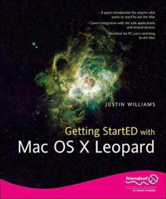 Getting Started With Mac Os X Leopard (Pb)