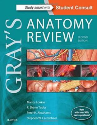Grays Anatomy Review 2Ed (Pb 2016)