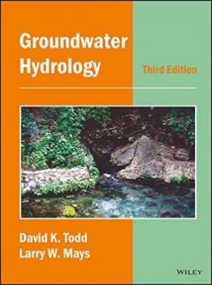 Groundwater Hydrology 3Ed (Pb 2015)