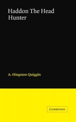Haddon The Head Hunter (Pb 2011)