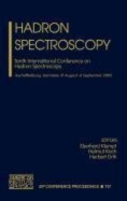 Hadron Spectroscopy (Hb)