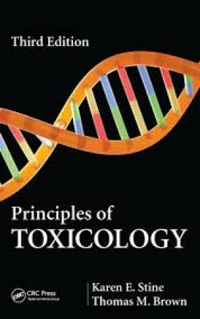 Principles Of Toxicology 3Ed (Hb 2015)