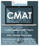 CMAT Best Online Practice Tests Prep - Unlimited Access - 500+ Topic Wise Tests For All  Competitive