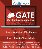 GATE Mechanical Engineering Best Online Practice Tests Prep - Unlimited Access - 500+ Topic Wise Tes