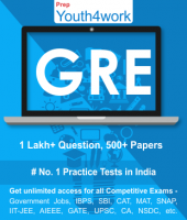 GRE Best Online Practice Tests Prep - Unlimited Access - 500+ Topic Wise Tests For All  Competitive