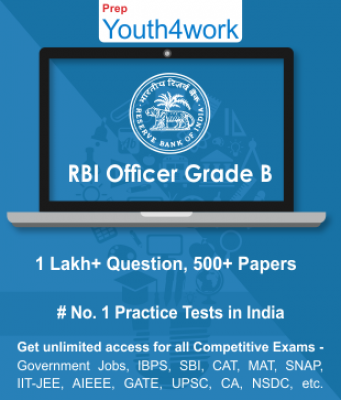 RBI Best Online Practice Tests Prep - Unlimited Access - 500+ Topic Wise Tests For All  Competitive