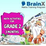 Maths Activities And Worksheets For Grade 2-Brainx Maths Training Program 3 Month Subscription For