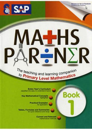 Maths Partner Book 1