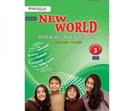 New World-Interactive English Workbook-3