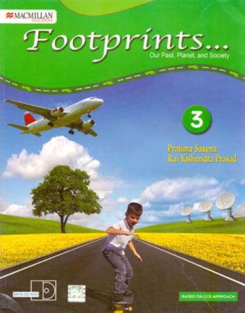 Footprints Our Past, Planet, and Society Text Book-3
