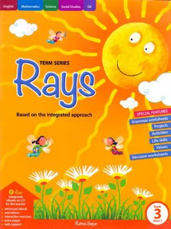 Rays Based on the integrated approach Term 1-3