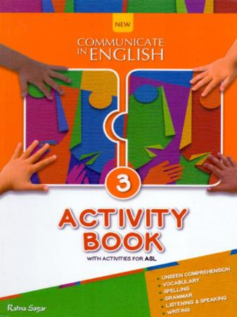 New Communicate In English Activity Book-3