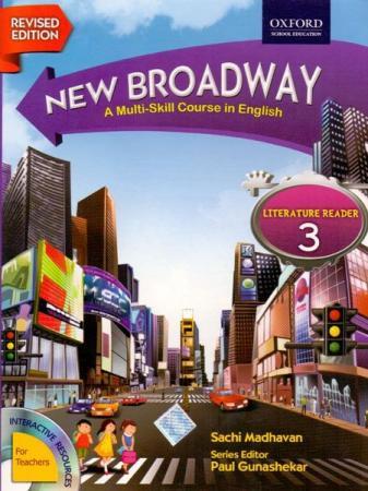 New Broadway Literature Reader-3