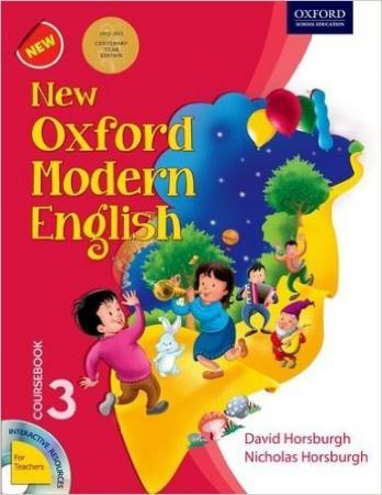 New Oxford Modern English Course Book-3