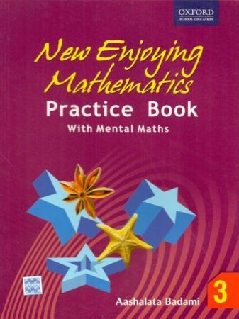 New Enjoying Mathematics Practice Book with Mental Maths-3