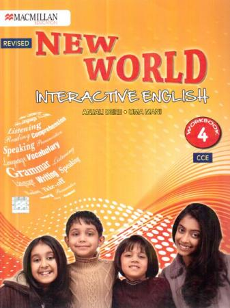 New World-Interactive English Workbook-4