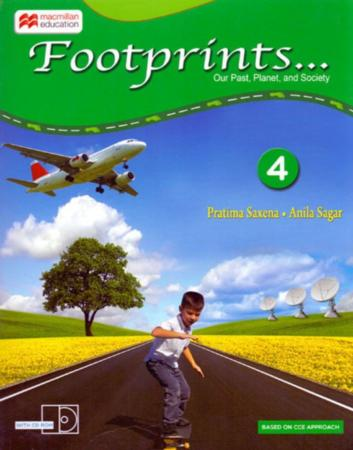 Footprints Our Past, Planet, and Society Text Book-4