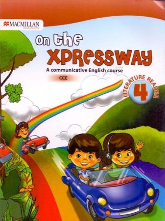 On The Xpressway English Literature Reader-4