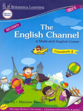 The English Channel Course Book-4