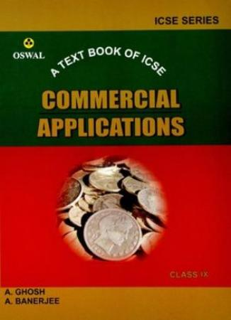 A Text Book of Commercial Applications - 9