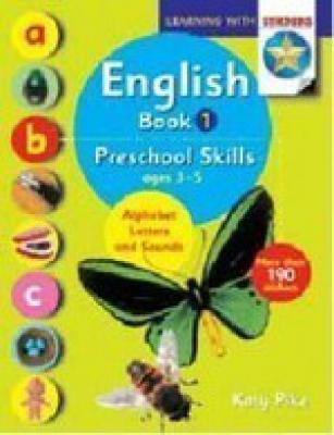 Learning With Stickers Book 1