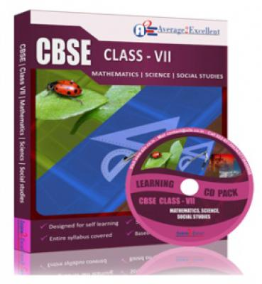 CBSE Class 7-Maths,Science And Social Science