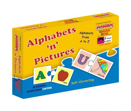 Alphabets n Pictures