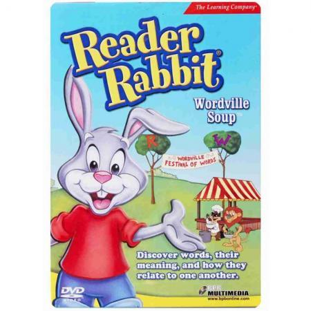 Reader Rabbit Wordville Soup